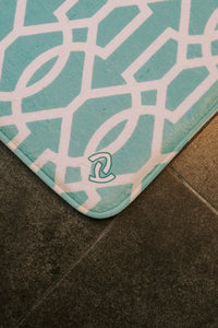 AY Home Floor Mat in Mint