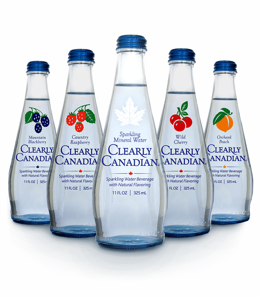 Clearly Canadian - Wholesale U.S.