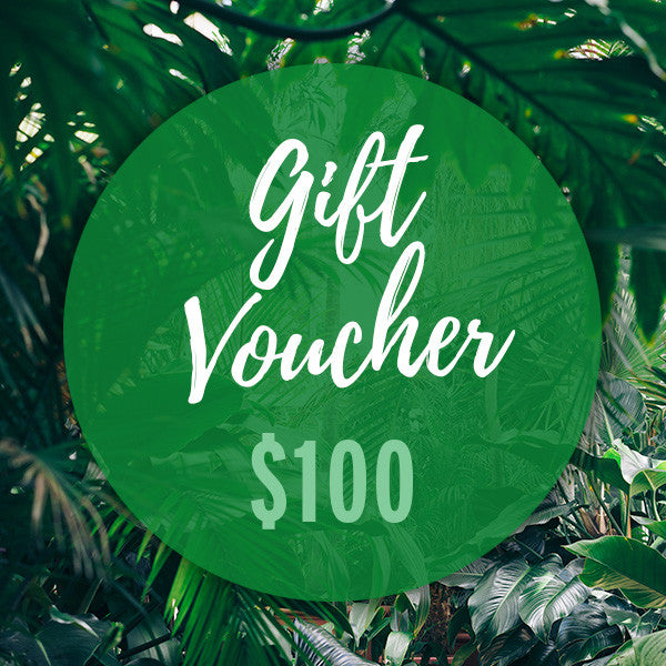 Crafty Plants Perth $100 gift voucher
