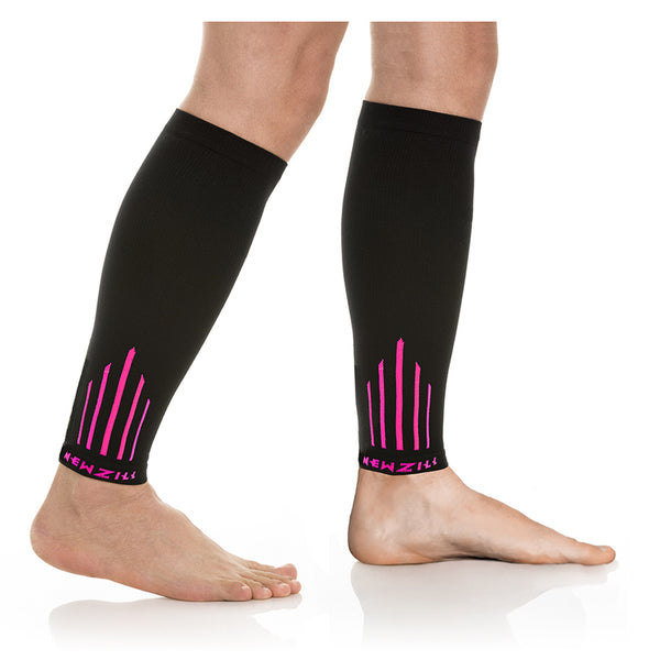 CALF, BlACK/PINK (20-30mmHg)