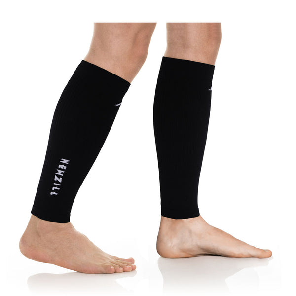 CALF, Solid Black (20-30mmHg)
