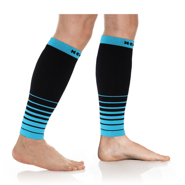 CALF, i-Black/Blue (20-30mmHg)