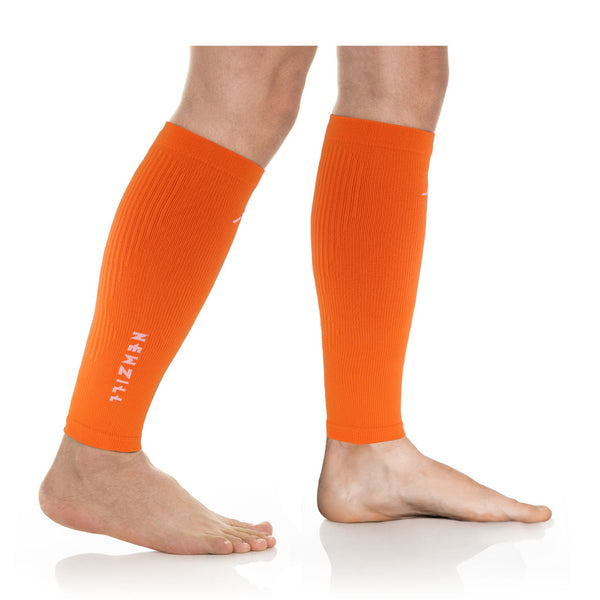 CALF, Solid Orange (20-30mmHg)