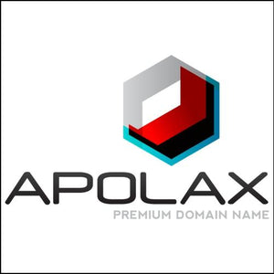 Apolax.com Domain and Logo