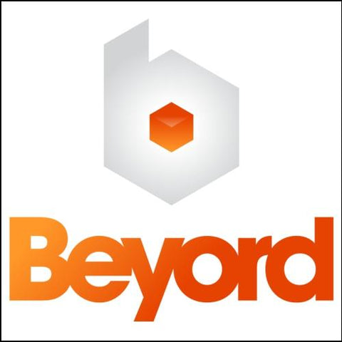 Image of Beyord.com Domain and Logo for Sale at DnCore Domains