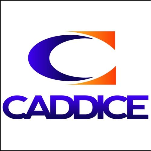Caddice domain and logo for sale by DnCore