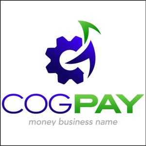 Cogpay Domain and Logo for Sale by DnCore