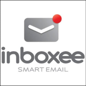 InBoxee.com Domain and Logo