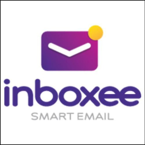 Image of Inboxee Domain and Logo for sale by DnCore