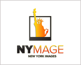 NYMAGE Domain and Logo for Sale by DnCore