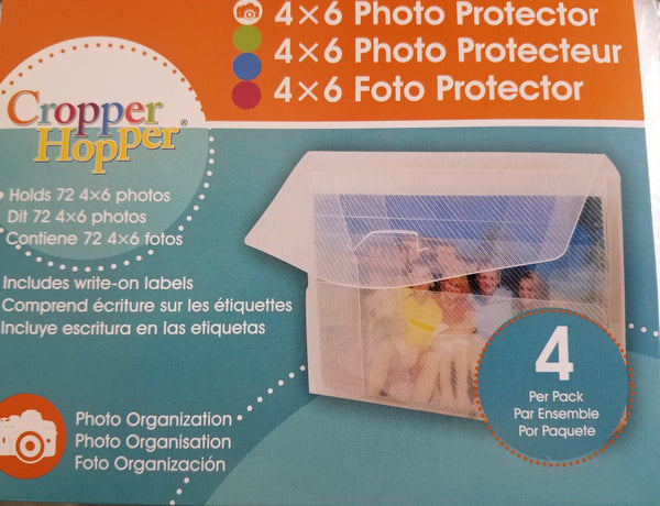 Photo & Negative Protector