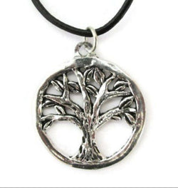 Basic Spirit Tree of Life Cord Necklace