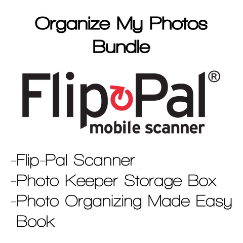 Flip-Pal® Organize My Photos Bundle