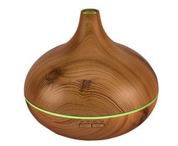 Aromamist Ultrasonic Diffuser - Faux Wood