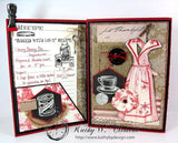 7 Gypsies  Farmhouse Kitchen: Bake and Can Recipe Cards on Ivory Paper