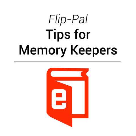 E-Book: Tips for Memory Keepers