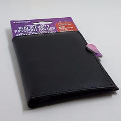 RFID Security Passport Holder
