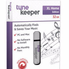 Tune Keeper XL Home 32GB