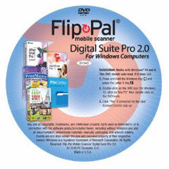 Flip-Pal Digital Suite Pro. 2.0