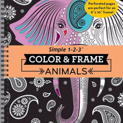 Color & Frame - Animals
