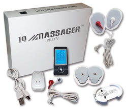 IQ Pro V Massage Bundle (Exclusive For Family History Hound Followers Only)