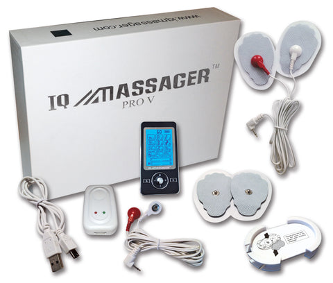 IQ Pro V Massage Mega Bundle