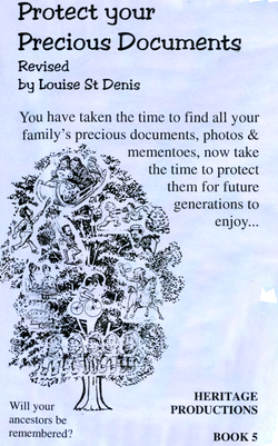 Protect Your Precious Documents
