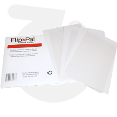 Flip-Pal Window Protector Sheets