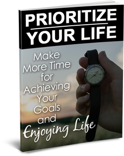 E-Book: Prioritize Your Life