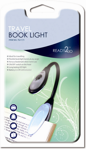 Set2Go Travel Book Light