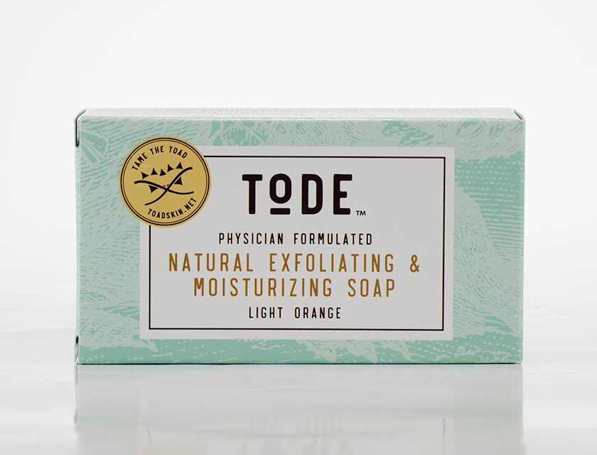 Natural Exfoliating & Moisturizing Soap