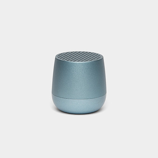 Lexon  Mino Bluetooth Speaker - Light Blue