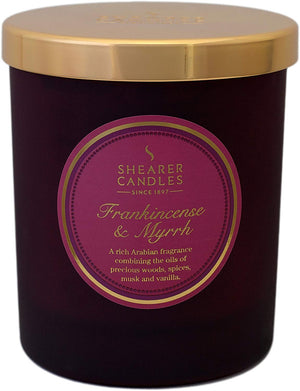 Shearer Candles - Frankincense & Myrrh