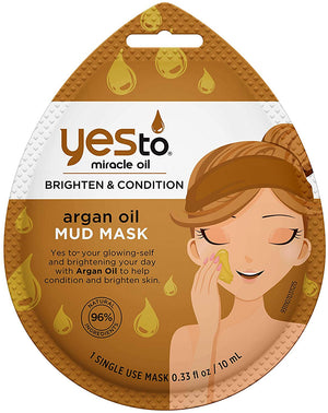 Yes To Mud Mask - Argan Oil