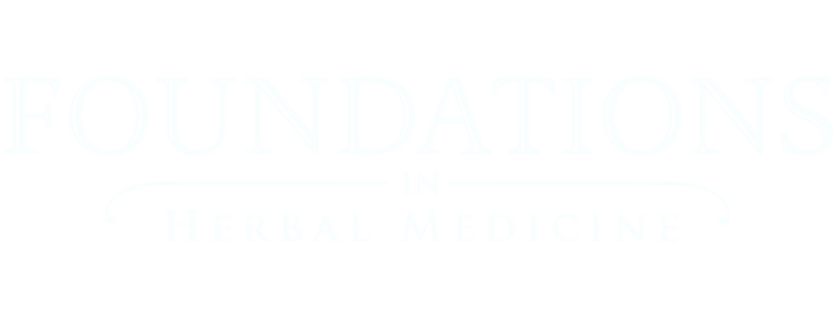 Foundations in Herbal Medicine
