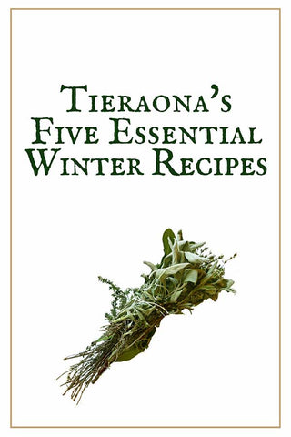 Tieraona's Five Essential Winter Recipes