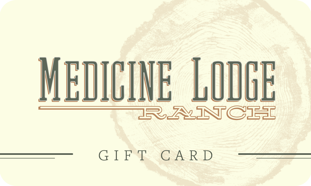 Image of Medicine Lodge Ranch Gift Card