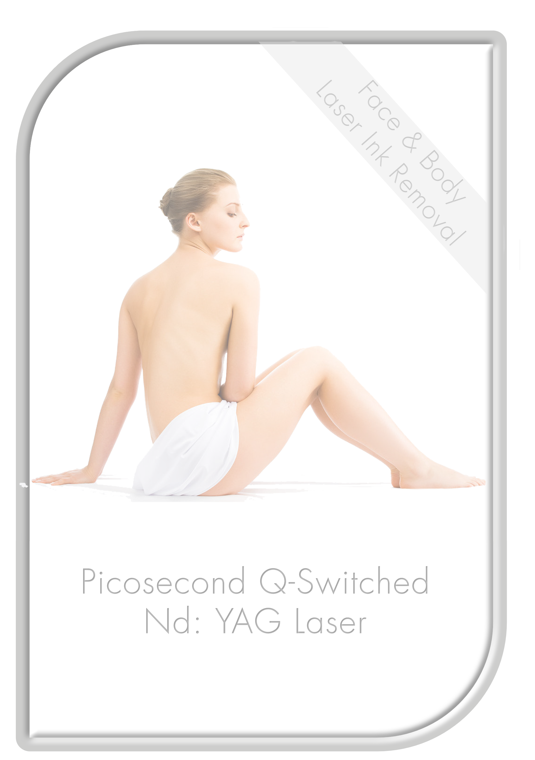 Picosecond Q-Switched Laser for Tattoo Removal