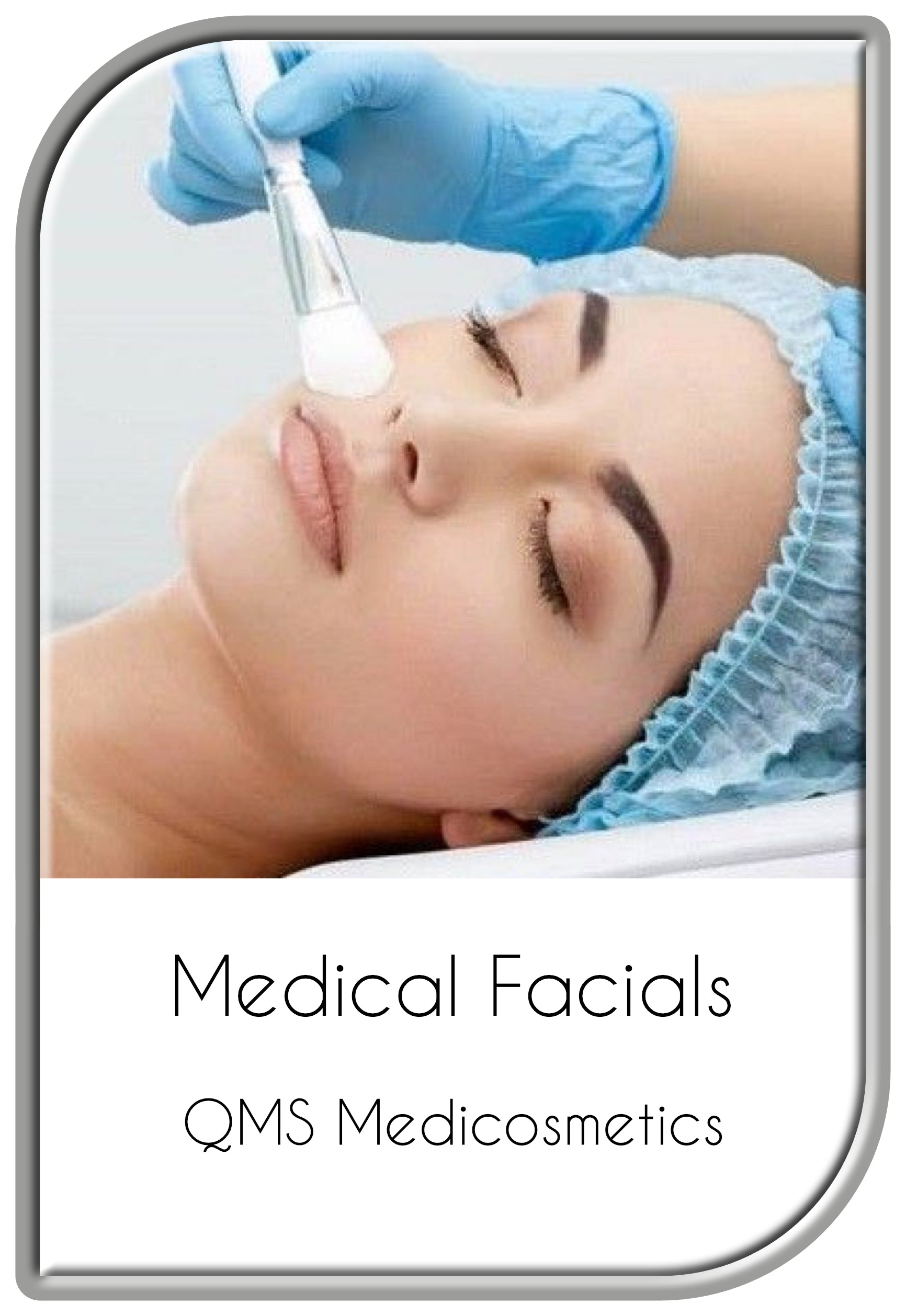 Facials by QMS Medicosmetics