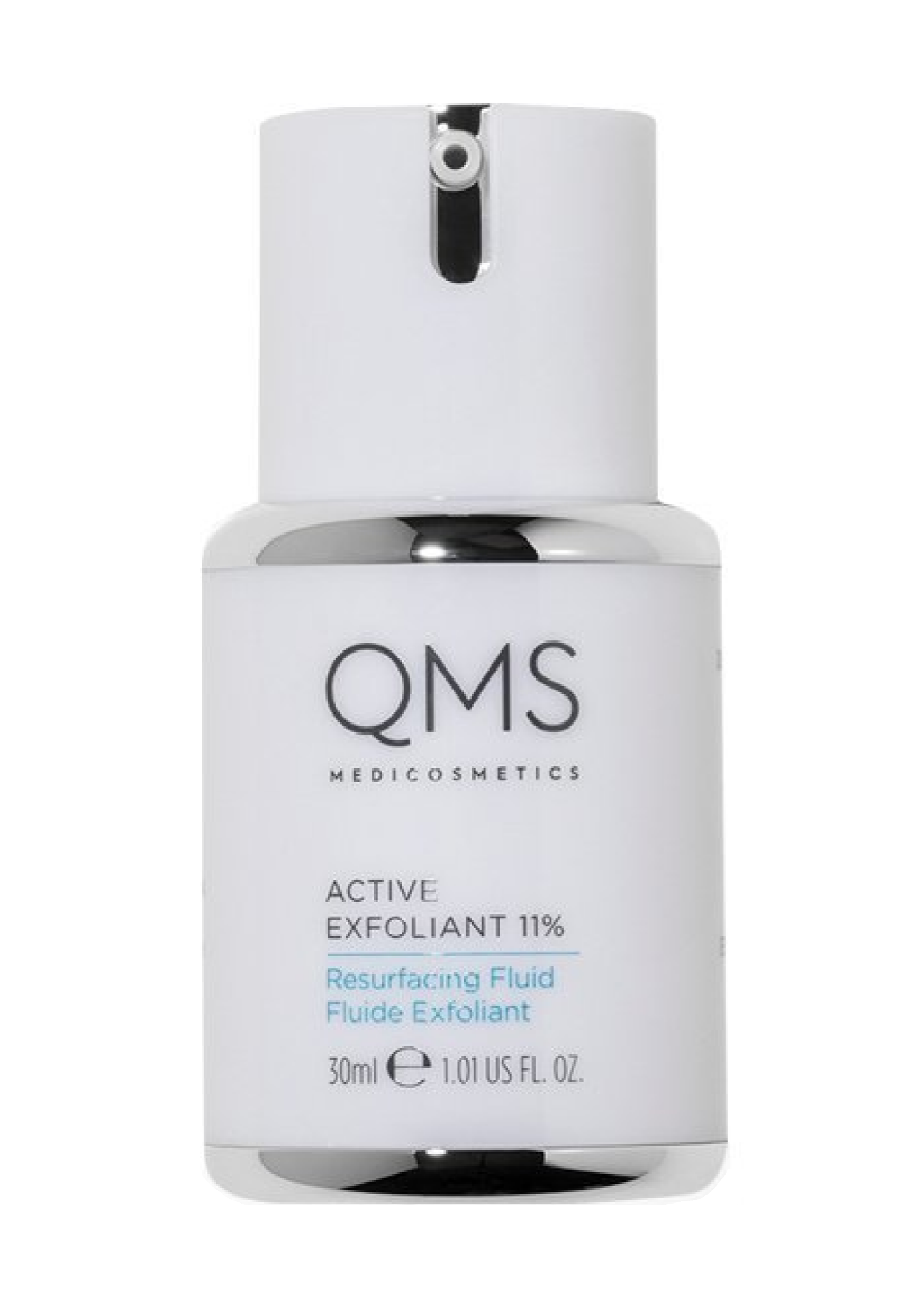 QMS®Active Exfoliant 11% Resurfacing Fluid