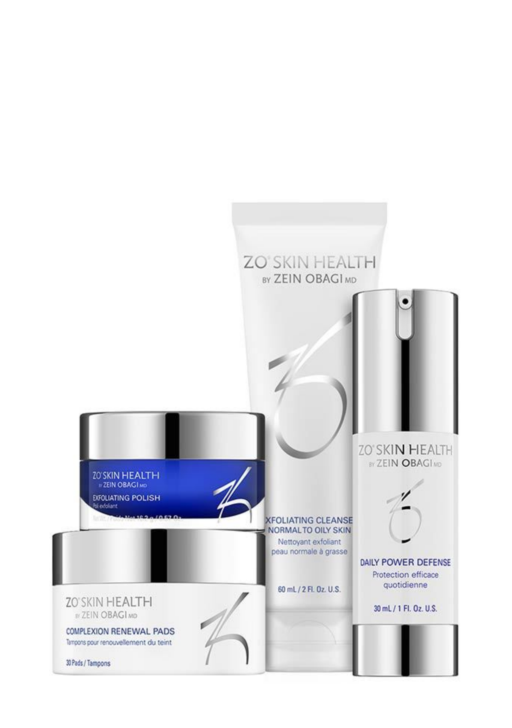 ZO®Skin Health Daily Skincare Program