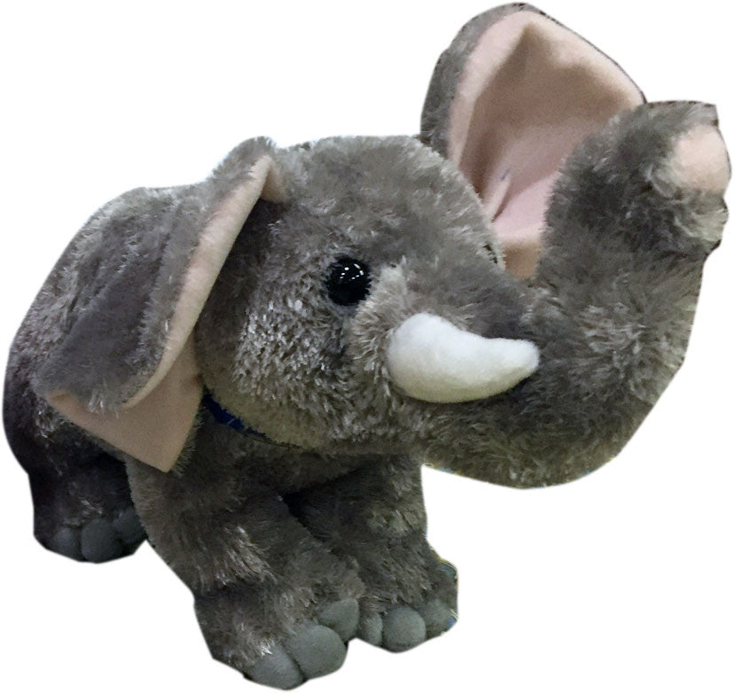 """Great Gray"" Stuffed Toy"