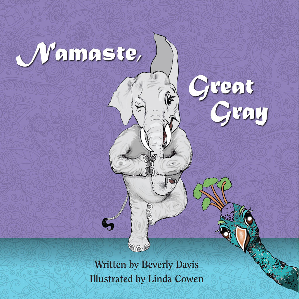 Namaste, Great Gray<br/> (paperback)