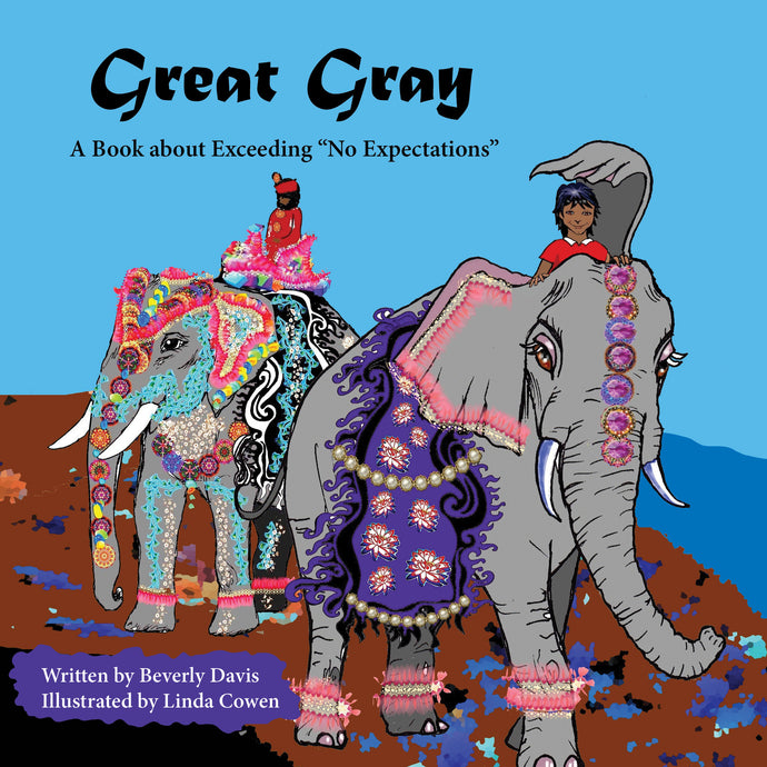 Great Gray, Exceeding NO Expectations(Paperback)