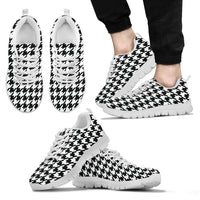 Alabama Houndstooth Running Shoes