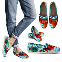 Hawaiian Flower Women's Casual Shoes