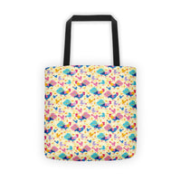 Colonel's Best Friend Tote bag