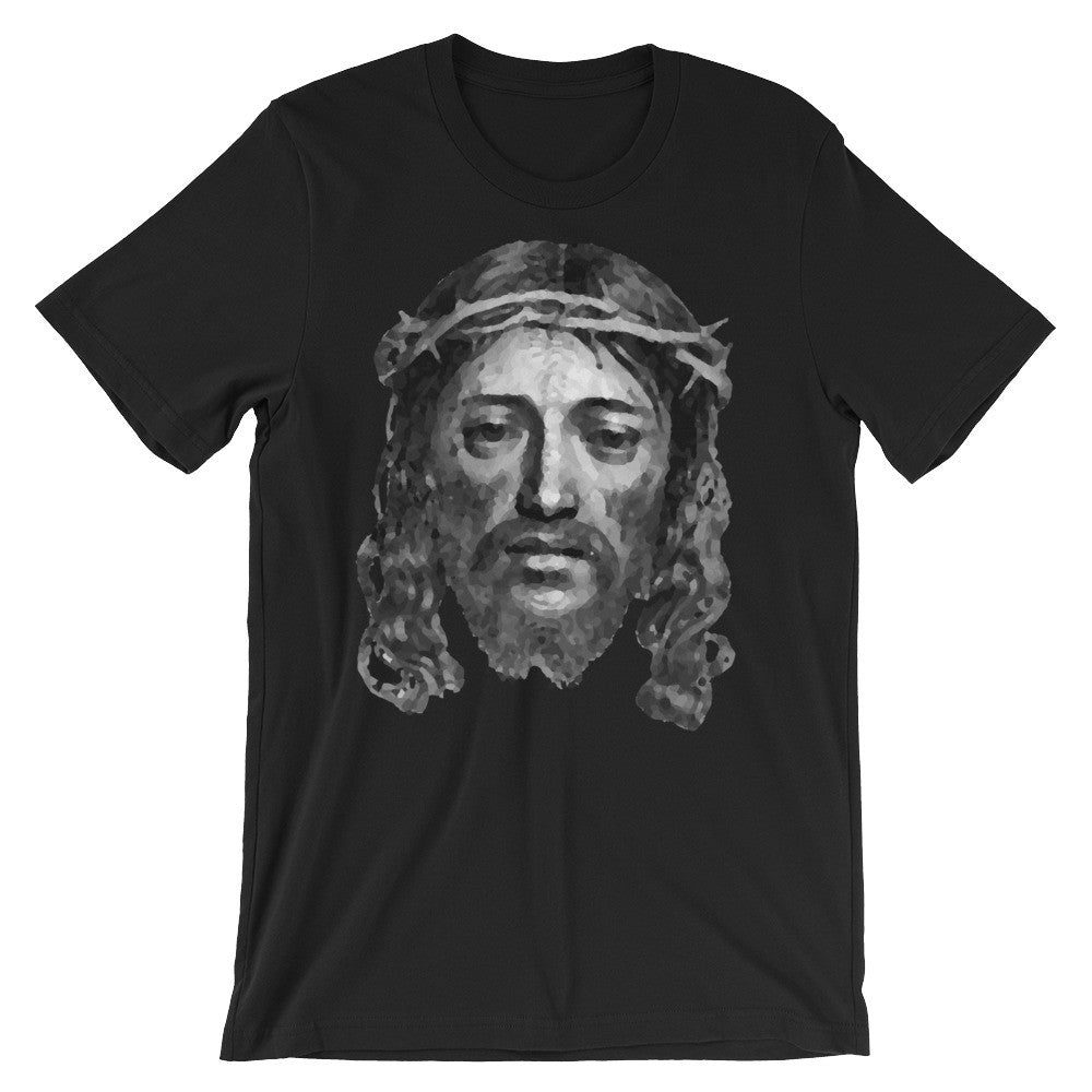 Crown of Thorns Unisex short sleeve t-shirt