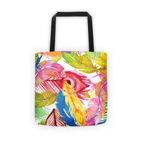 Feathers Delight Tote bag