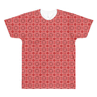BS Pattern Men's crewneck t-shirt